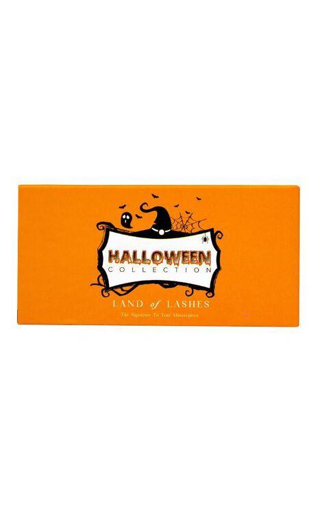 Land Of Lashes - Halloween Lashes In Ebony