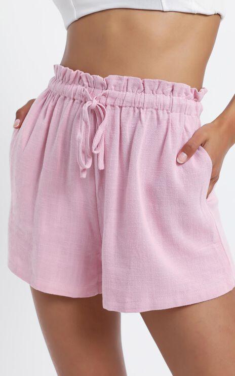 Brooklyn Shorts in Pink