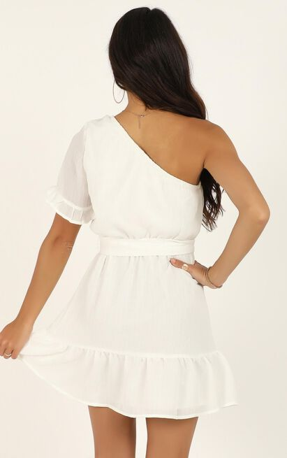 Summertime Beauty Dress in white - 20 (XXXXL), White, hi-res image number null