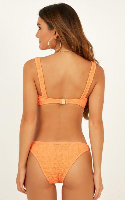 Marni Bikini Bottom in sherbet - 20 (XXXXL), Orange, hi-res image number null