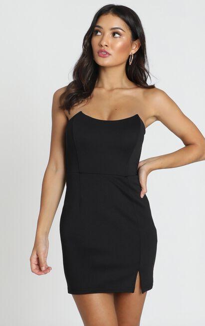 Free Spirit Dress in black - 20 (XXXXL), Black, hi-res image number null