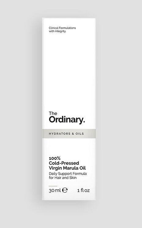 The Ordinary - 100% Cold Pressed Virgin Marula Oil
