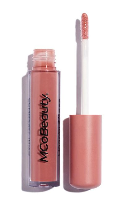 MCoBeauty - Peachy Gloss Hydrating Lip Oil In Peachy Babe, Blush, hi-res image number null