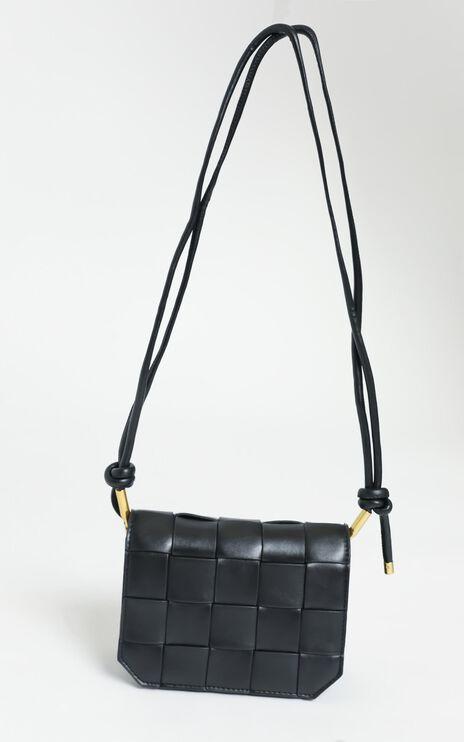 Nicoletta Bag in Black