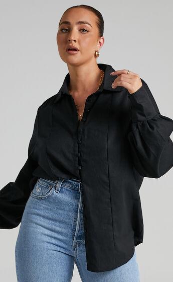 Kiva Blouse in Black