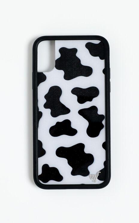 Wildflower - Iphone Case in Moo Moo