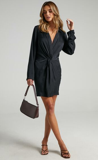 Evianna Dress in Black
