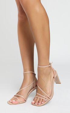 Billini - Samara Heels In Blush