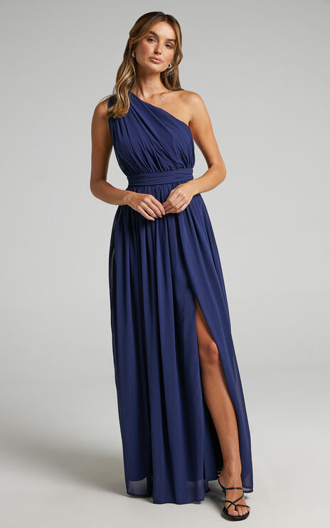 Kindred Hearts Dress in Navy