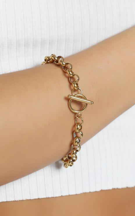 Aileene Bracelet in Gold