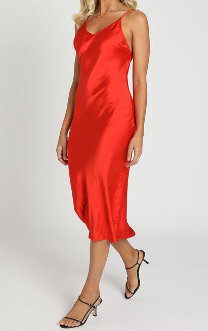 Bristol Dress in orange - 8 (S), Orange, hi-res image number null