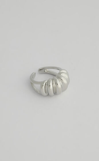 Harlyn Ring in Silver