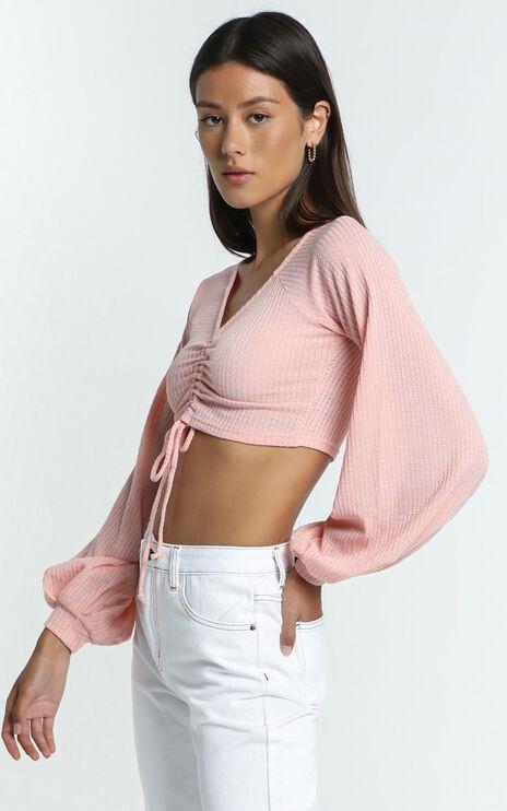 Kensington Top in Pink