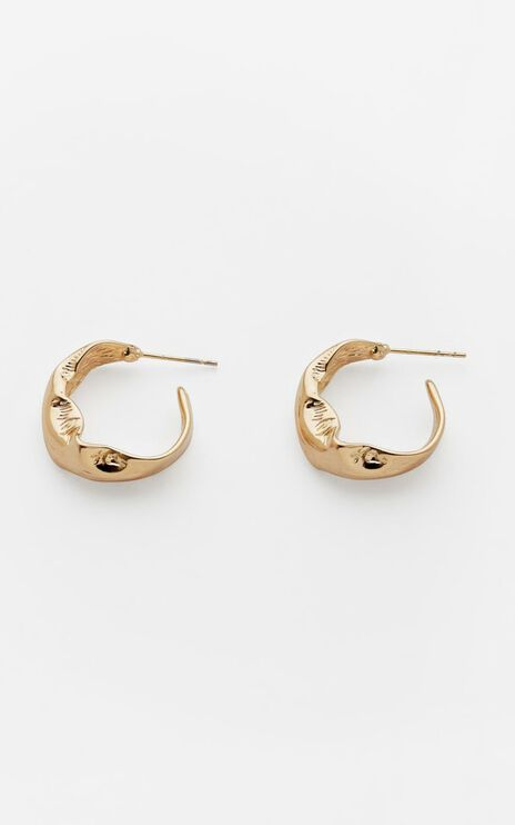 Reliquia - Florence Hoops in Gold