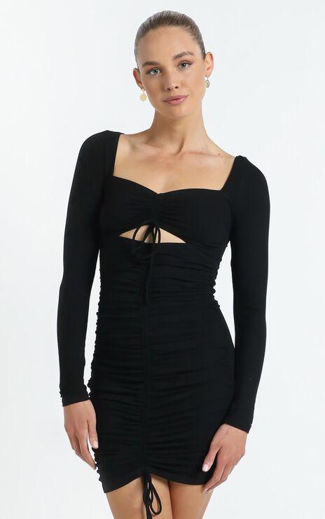 Glover Dress in Black