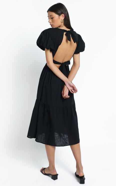 Raelynn Dress in Black