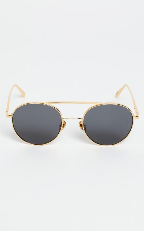Oscar & Frank - Langkawi 2.0 Sunglasses in Gold