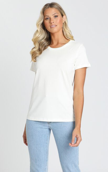 AS Colour - Maple Tee in White - 6 (XS), White, hi-res image number null