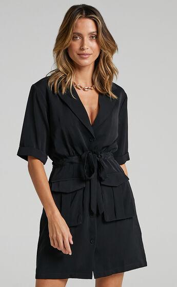 Aphra Dress in Black