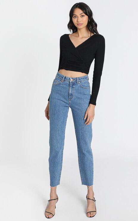 Neuw - Lola Mom Jeans in Zero Uptown