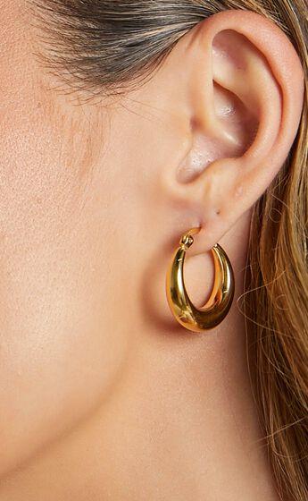 Peta and Jain - Azora Earrings in Gold