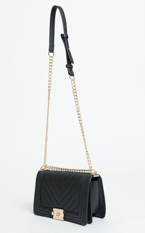 Ophelia Bag in Black