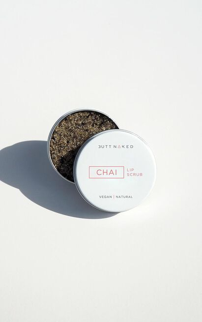 Butt Naked - Chai Lip Scrub 30g , , hi-res image number null