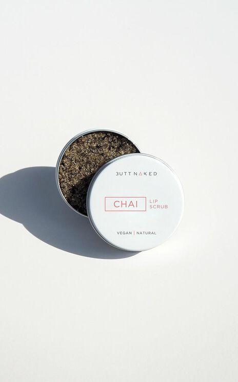 Butt Naked - Chai Lip Scrub 30g