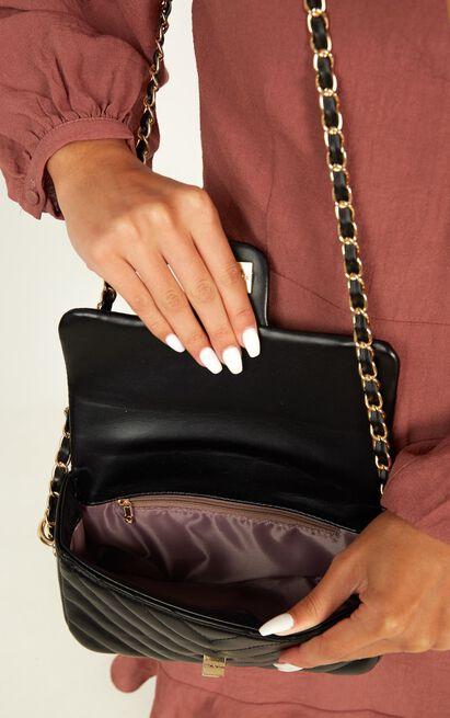 Call Back Bag In Black, , hi-res image number null