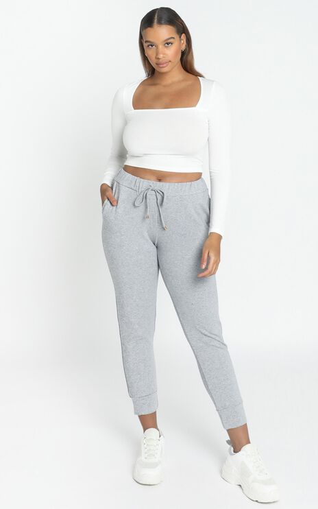 My Favourite Sweat Pants in Grey