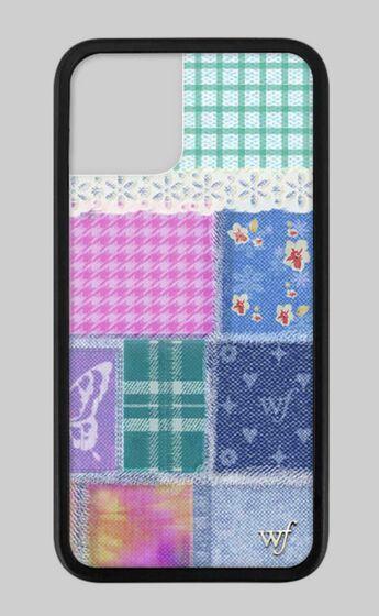 Wildflower - Iphone Case in Patchwork