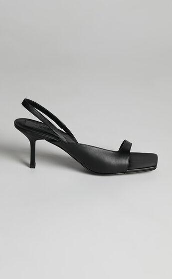 Jaggar The Label - Allure Heel in Black