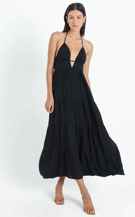 Daere Dress in Black