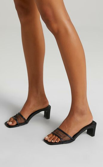 Billini - Gatton Heels in Black
