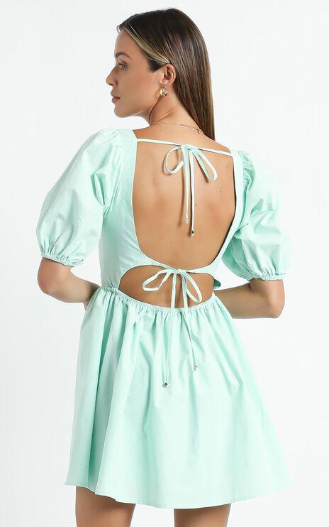 Liora Dress In Mint