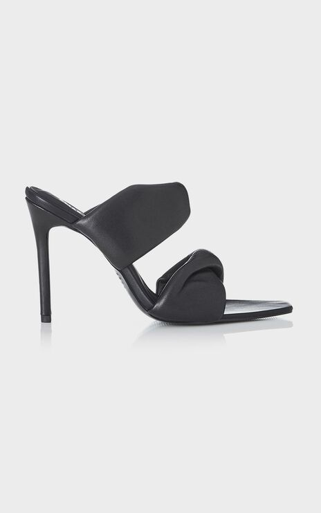 Alias Mae - Issy Heel in Black Kid Leather