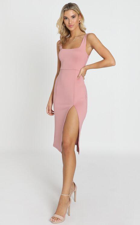 Mini Love Dress in Rose