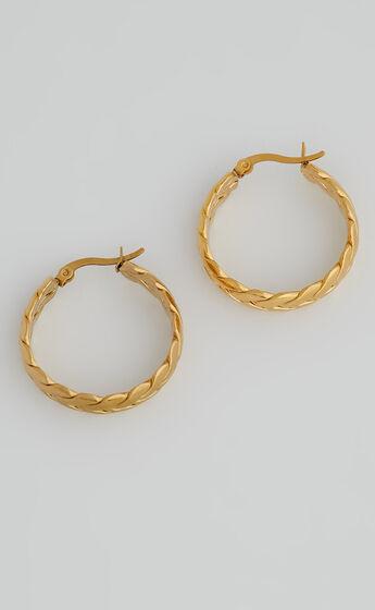 Peta and Jain - Sulli Earrings in Gold