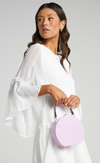 Something To Believe bag in lilac