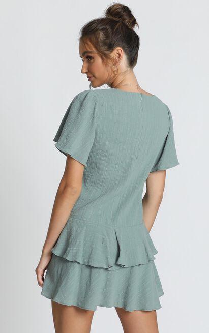 Bahama Baby Dress in sage - 20 (XXXXL), Sage, hi-res image number null