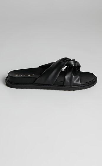 Billini - Rogue Slides in Black