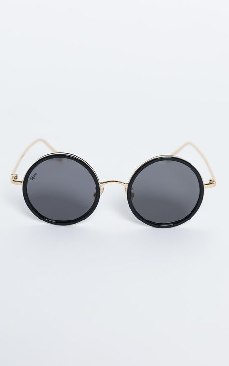 Reality Eyewear - The Foundry Sunglasses in Black/ Gold