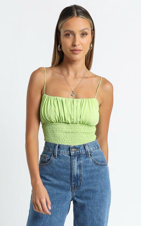 Akila Top in Green