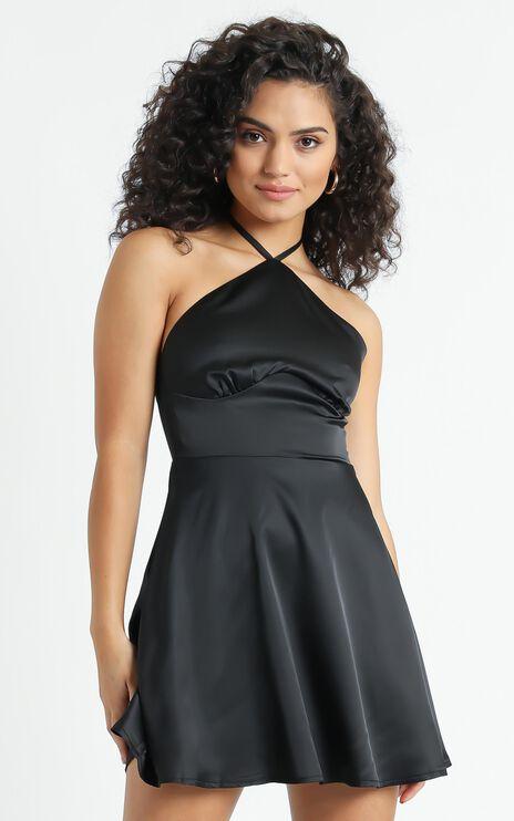 Nerolia Dress in Black