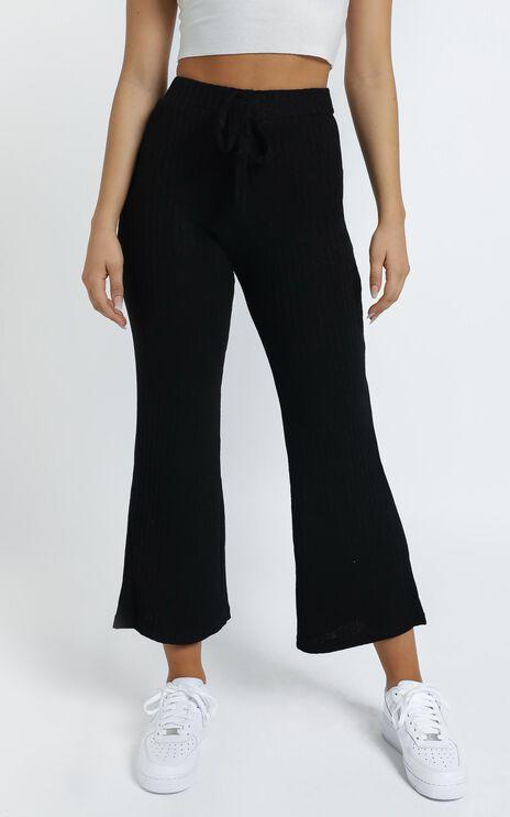 Dorian Pants in Black