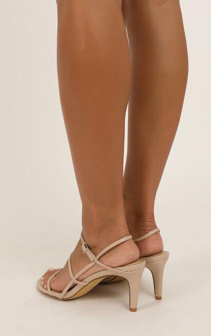 Therapy - Jazzie Heels in nude - 10, Beige, hi-res image number null