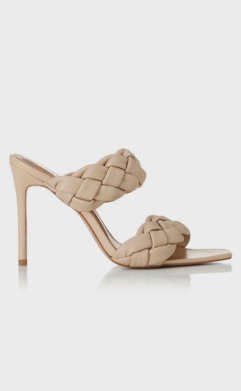 Alias Mae - Isla Heel in Natural Smooth