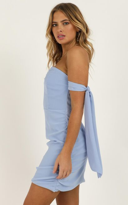 Feeling Cute Dress in light blue - 20 (XXXXL), Blue, hi-res image number null