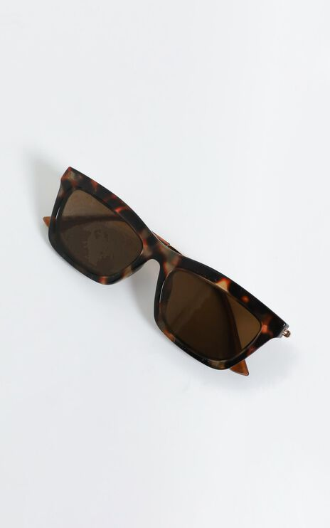 Reality Eyewear - Bowery Sunglasses in Turtle