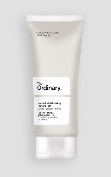 The Ordinary - Natural Moisturizing Factors + HA - 100ml in Clear